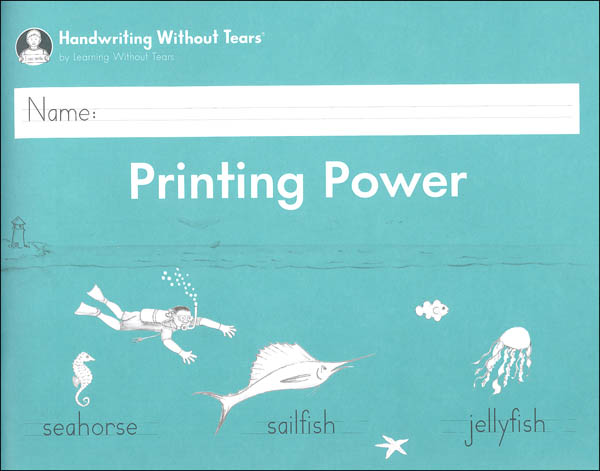 Printing Power Student Workbook