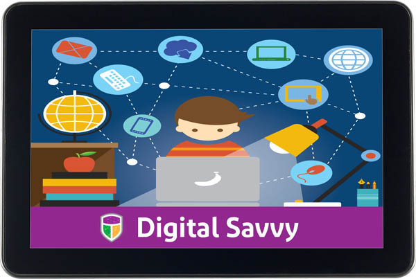 CompuScholar: Digital Savvy Online Course 1-Year Subscription