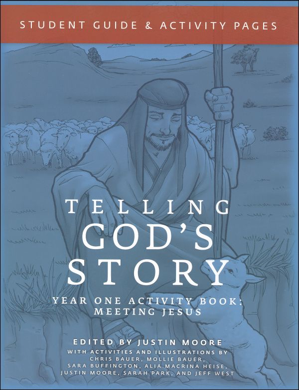 Telling God's Story, Year One: Student Guide and Activity Page