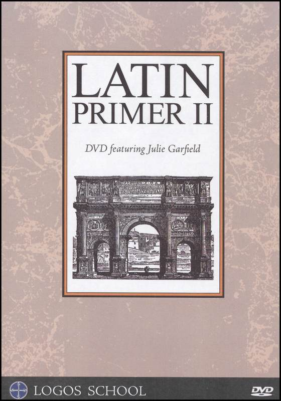 Latin Primer II Four DVD Set