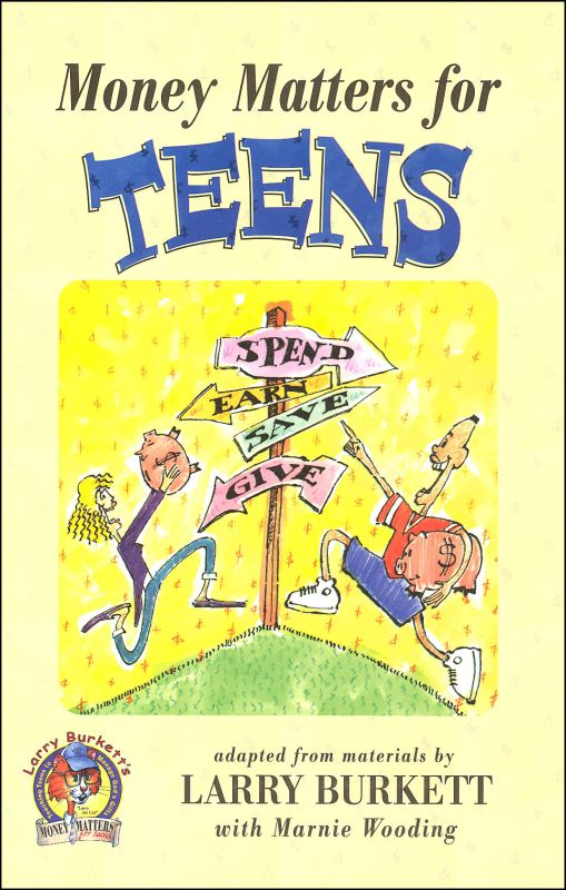 Money Matters for Teens Book