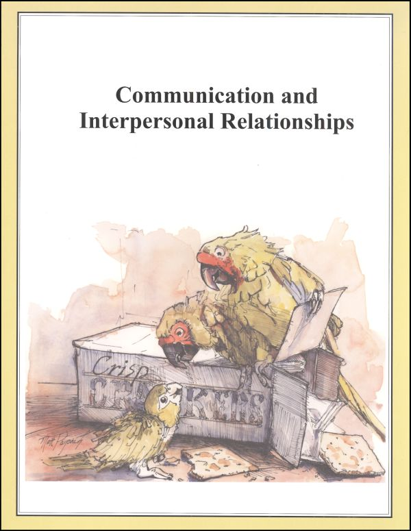 Communications and Interpersonal Relatnships