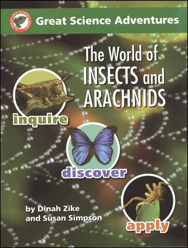 World of Insects and Arachnids