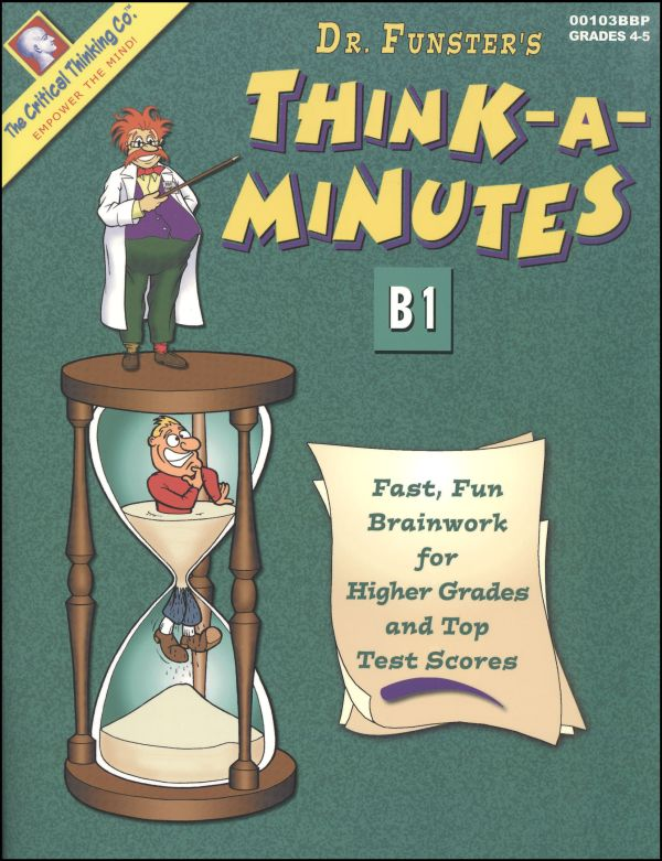 Think-A-Minutes B1