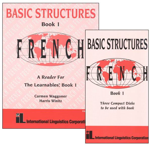 French Basic Structures 1 Complete Set with CDs