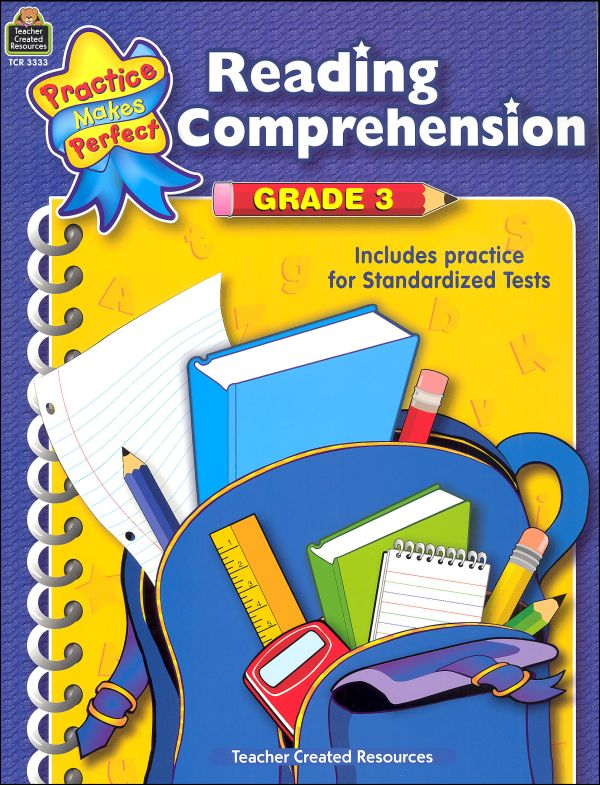Reading Comprehension Grade 3 (PMP)