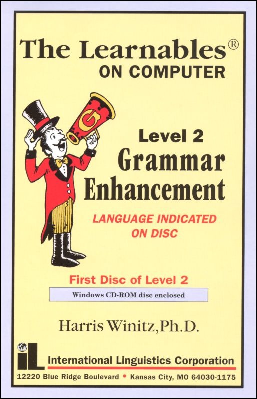 French Grammar Enhancement PC
