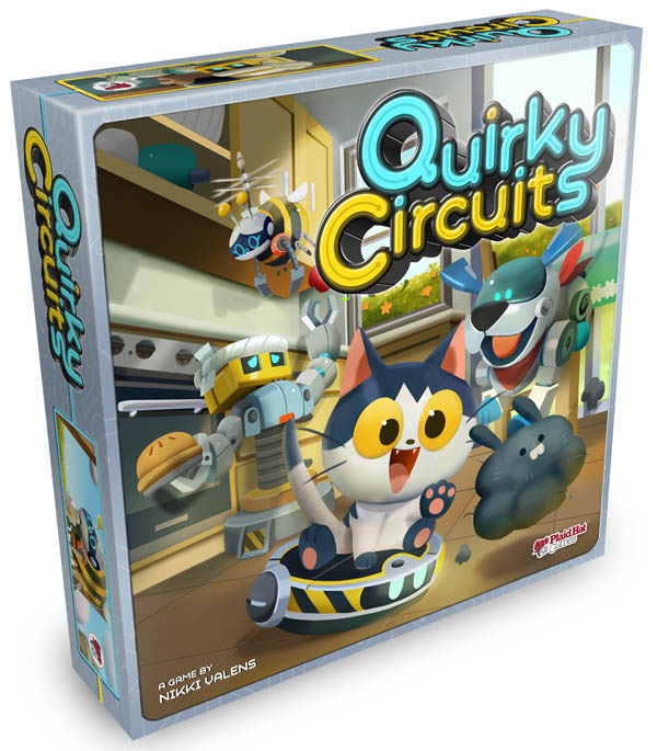 Quirky Circuits Game