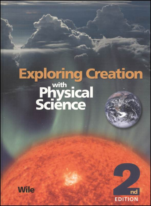 Exploring Creation with Physical Science Text Only