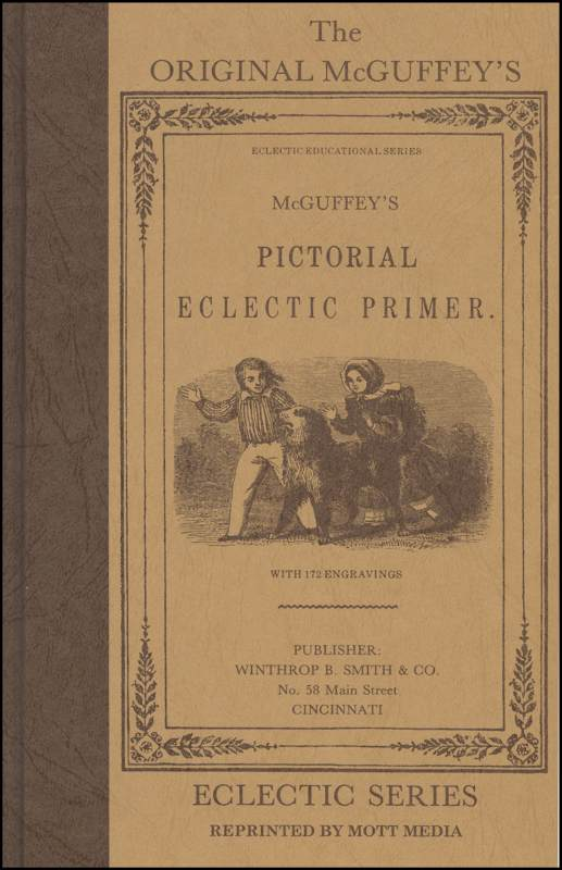 McGuffey Eclectic Pictorial Primer