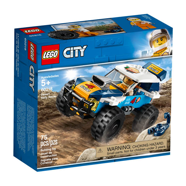 LEGO City Great Desert Rally Racer (60218)
