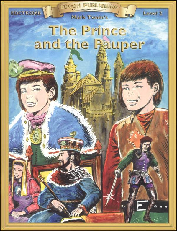 Prince and the Pauper Classics Worktext