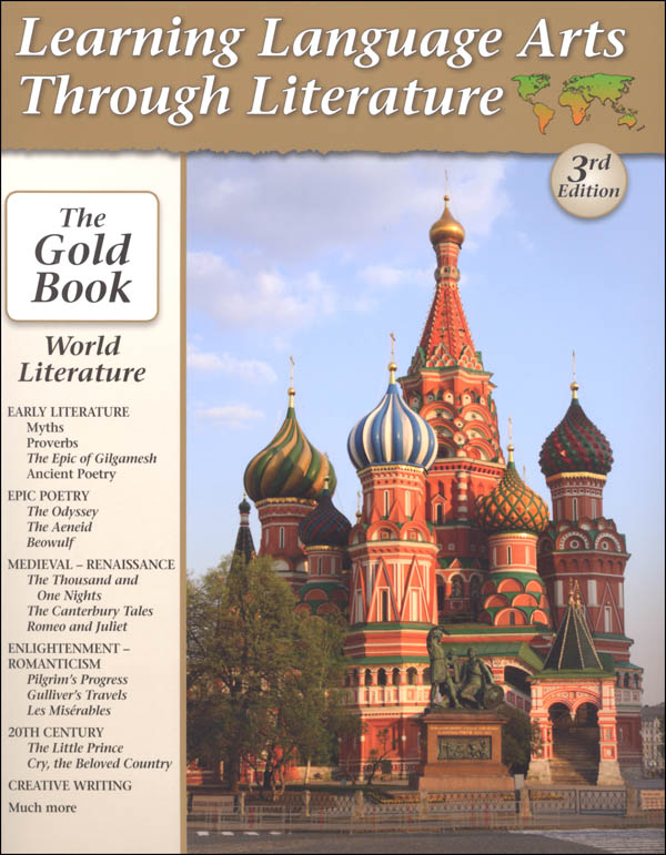 Learning Language Arts Through Literature Gold - World Literature