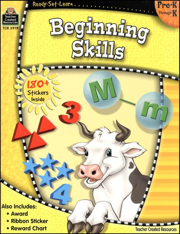 Beginning Skills (Ready, Set, Learn)