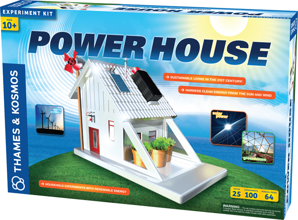 Powerhouse: Sustainable Living in the 21st Century Kit
