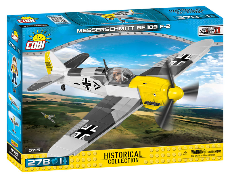 Messerschmitt BF 109E (Small Army II WW Planes)
