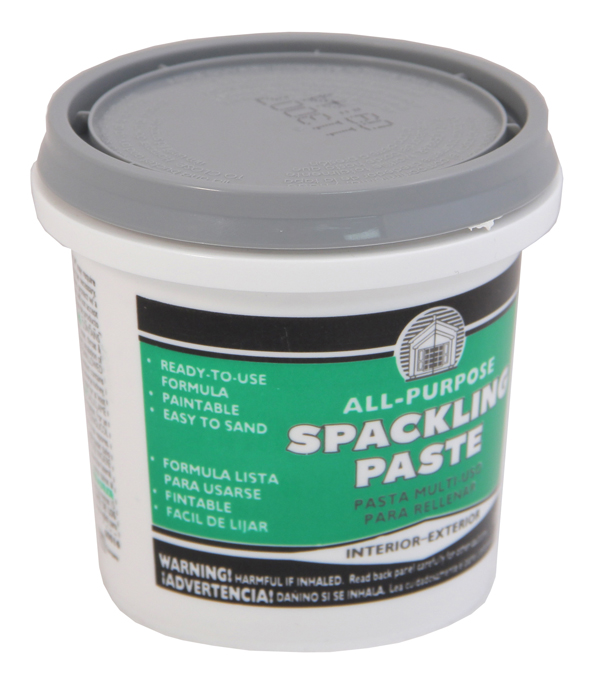 All-Purpose Spackling Paste - 8 oz.