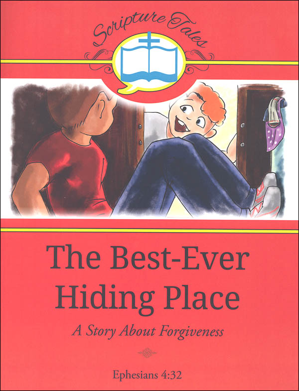 Best-Ever Hiding Place (Scripture Tales)