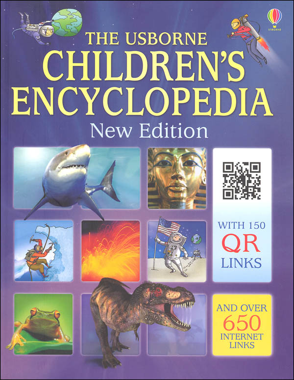 Children's Encyclopedia (Usborne Int-Linked)