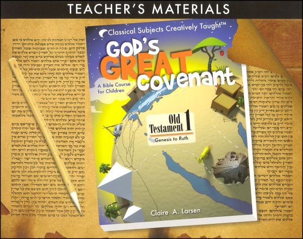 God's Great Covenant: Old Testament BK 1 Tchr