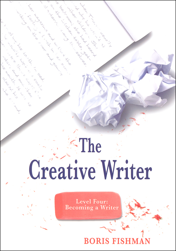 Creative Writer Level Four: Becoming a Writer