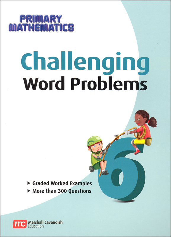 Primary Math US 6 Challenging Word Problems