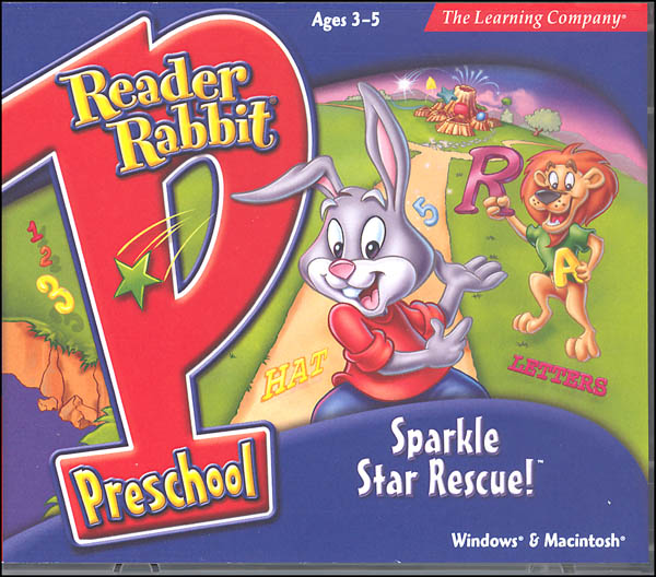 Reader Rabbit Preschool: Sparkle Star Rescue