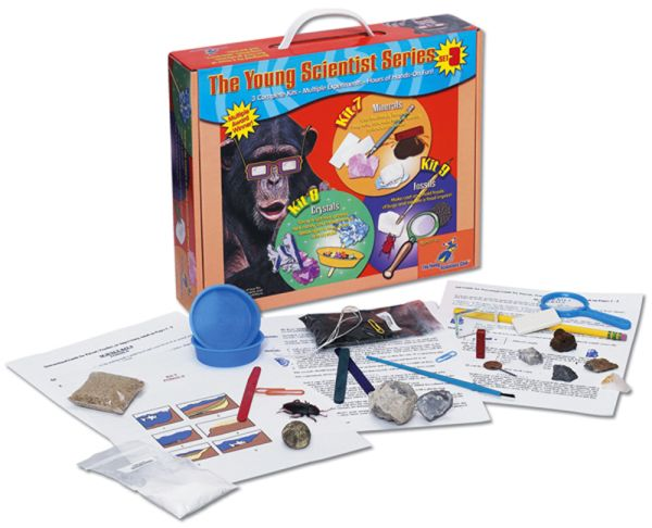 Young Scientists Set 3 - Kits 7-9