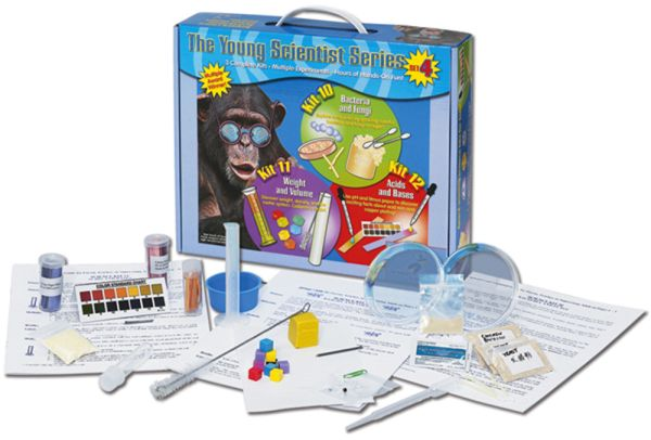 Young Scientists Set 4 - Kits 10-12