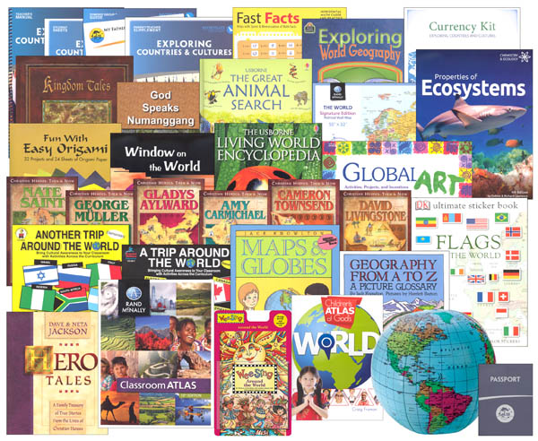 Exploring Countries and Cultures Deluxe
