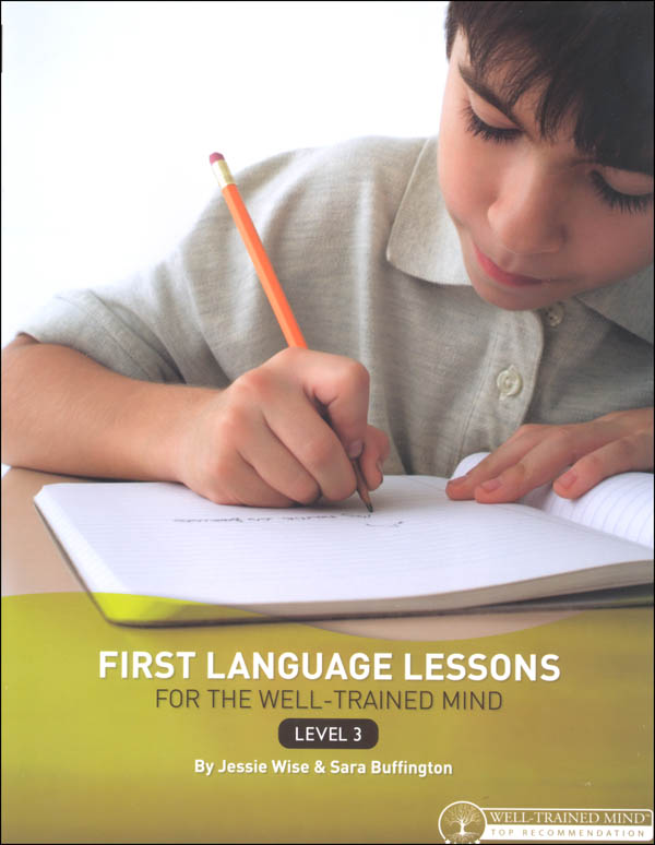 First Language Lessons Level 3 Instructor Guide