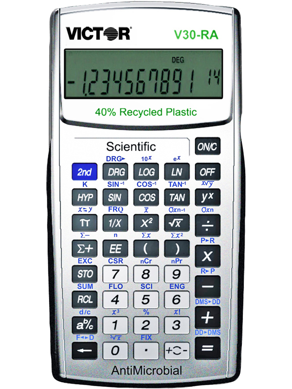 Victor Scientific Calculator V30-RA