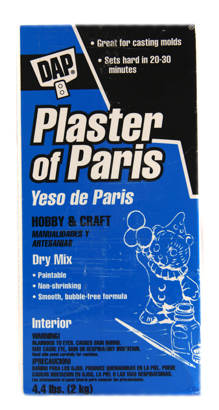 Plaster of Paris - 4.4 lbs.