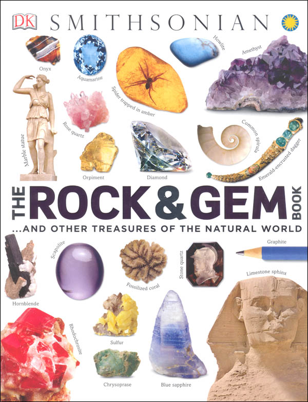 Rock and Gem Book