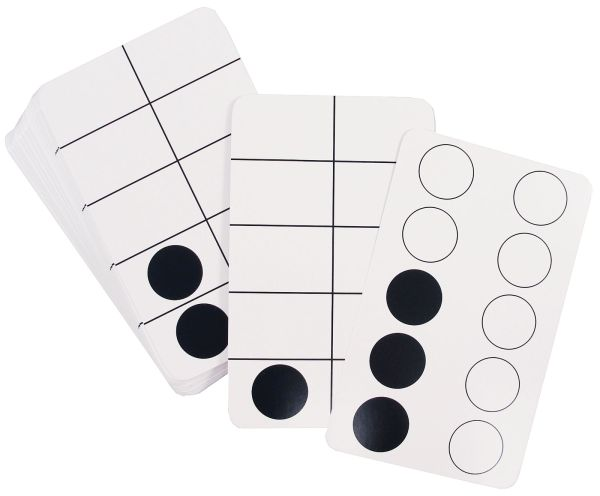 Ten-Frame Activity Cards
