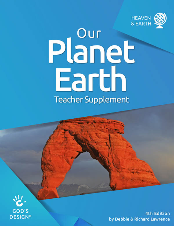 Our Planet Earth Teacher Supplement 4th Edtn