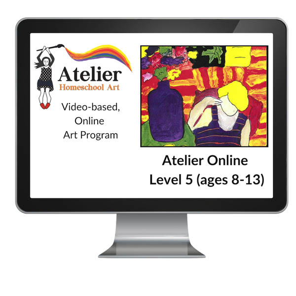 Atelier Online Art Curriculum - Complete Level 5