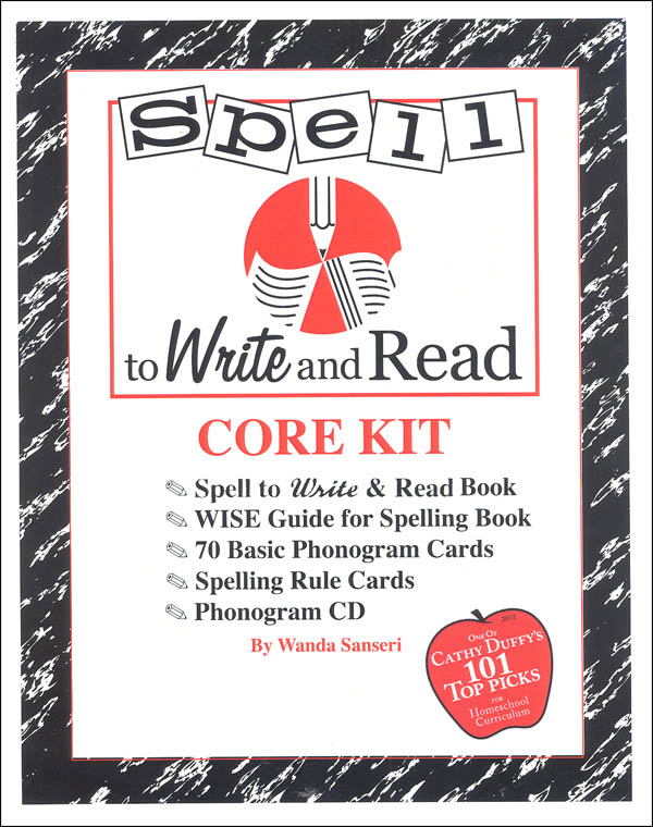 Spell to Write and Read Core Kit