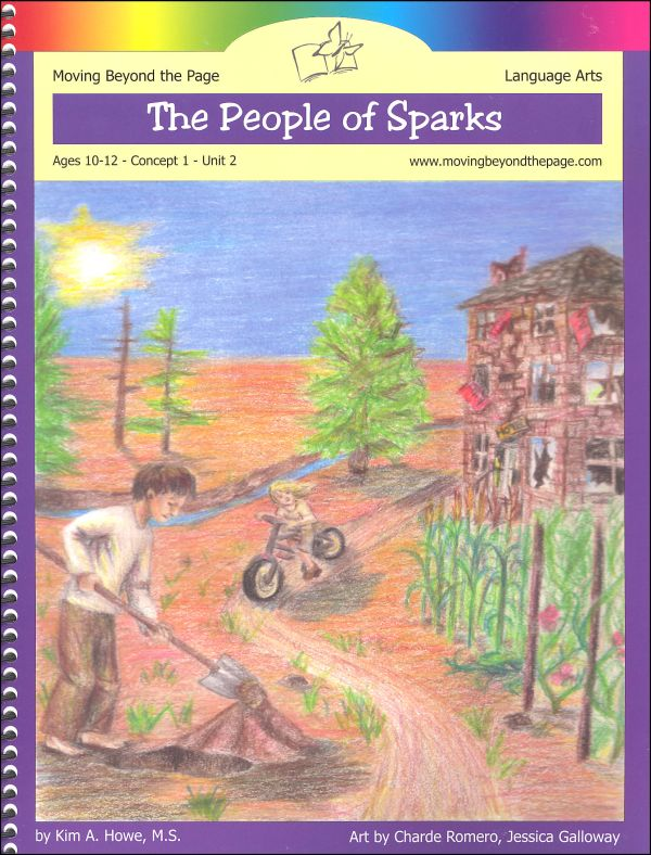 People of Sparks Student Directed Literature Unit