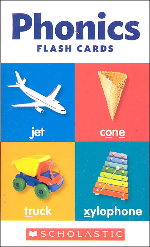 Phonics Flash Cards