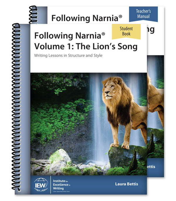 Following Narnia Volume 1: The Lion's Song Student Teacher/Student Combo