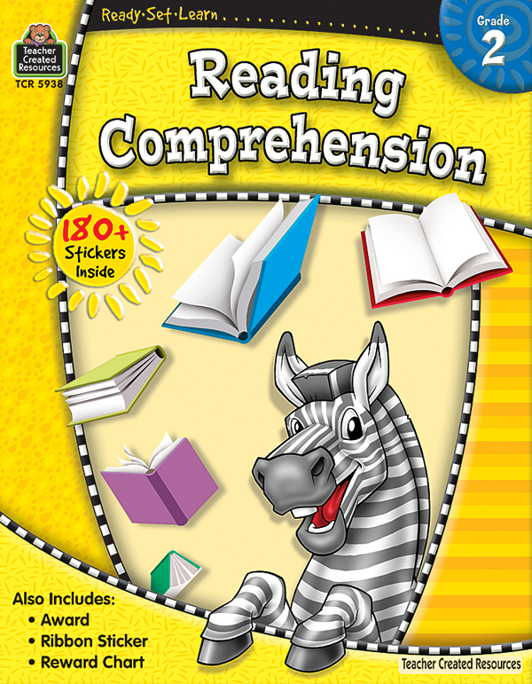 Reading Comprehension Gr.2 (Ready,Set,Learn)