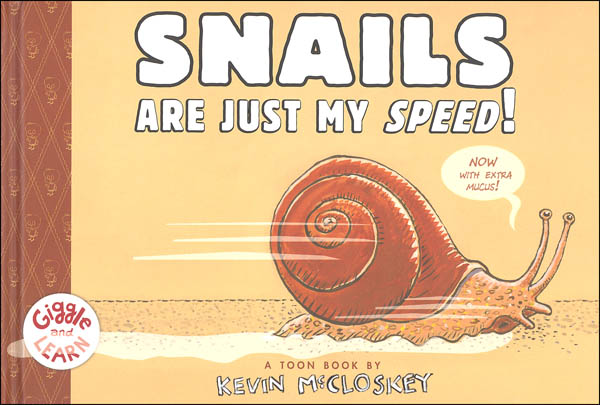 Snails Are Just My Speed! TOON Level 1
