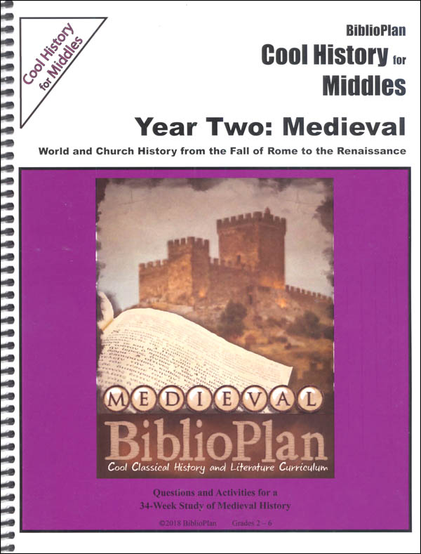 BP Medieval Cool History for Middles