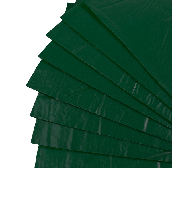 "Tac-On Wall Kit - Hunter Green (9"" x 12"") 8 Sheets"