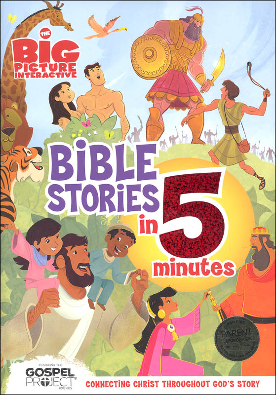 Big Picture Interactive Bible Stories in 5 Minutes