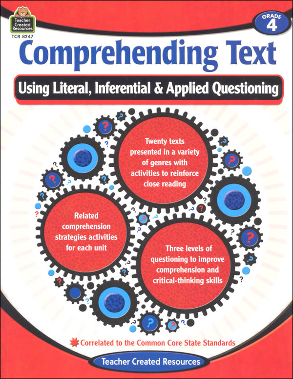 Comprehending Text Grade 4
