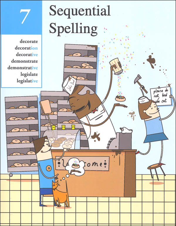 Sequential Spelling Level 7 Teacher Revised