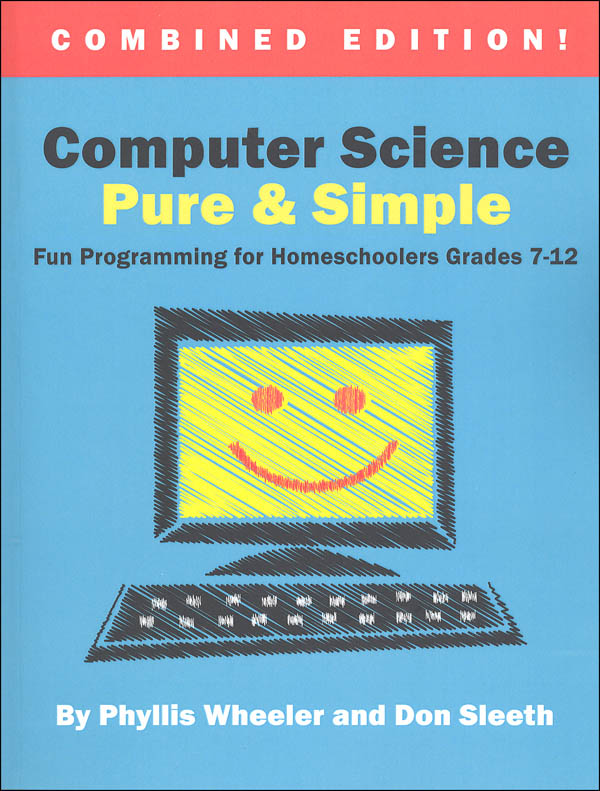 Computer Science Pure and Simple Combined Ed