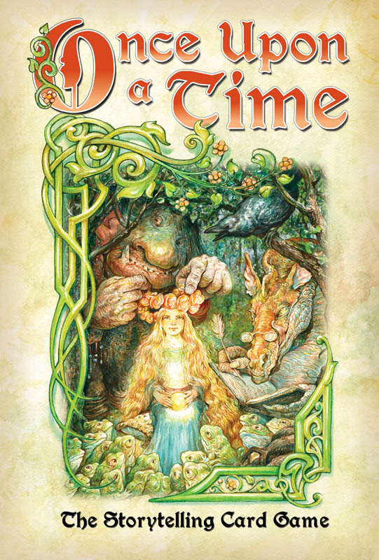 Once Upon a Time: Storytelling Card Game